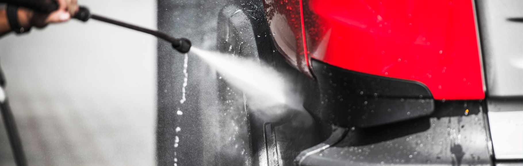 Brush and Touchless Detergents For Fleet & Vehicle Cleaning.