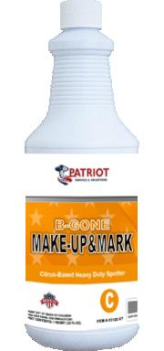 Patriot Chemical® B-Gone Makup & Mark
