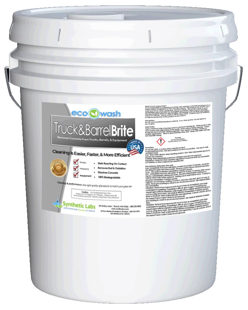 Ecowash® Truck & Barrel Brite