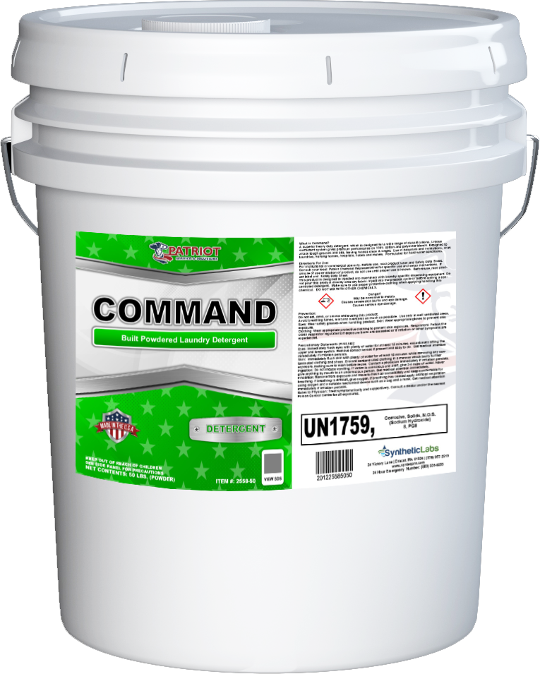 Patriot Chemical® Command