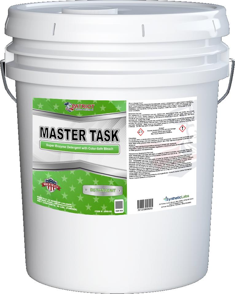 Patriot Chemical® Master Task