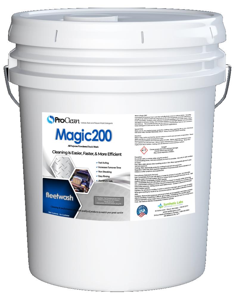 Magic 200