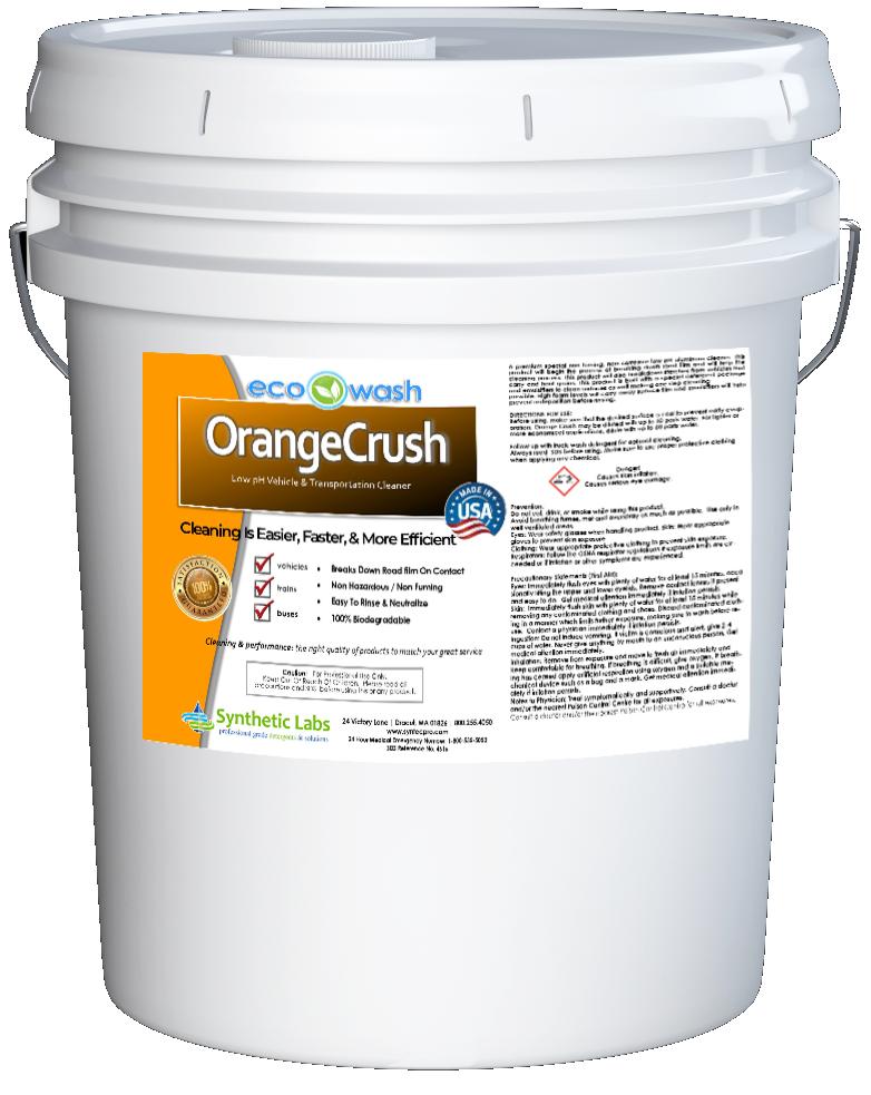 Ecowash® Orange Crush