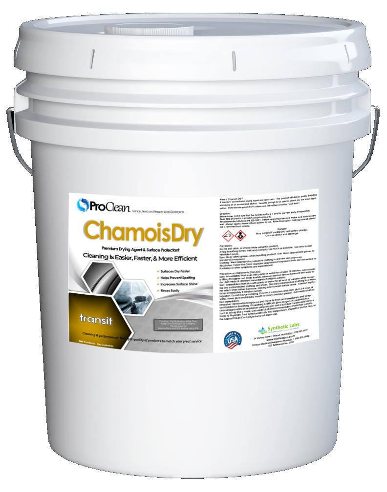 Chamois Dry