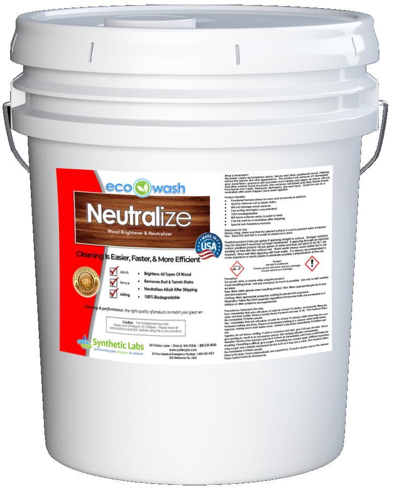 Ecowash® Neutralize