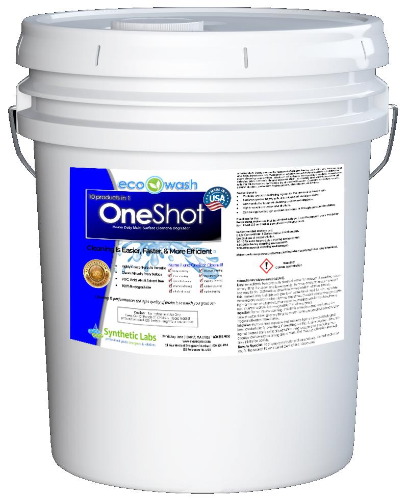 Ecowash® OneShot
