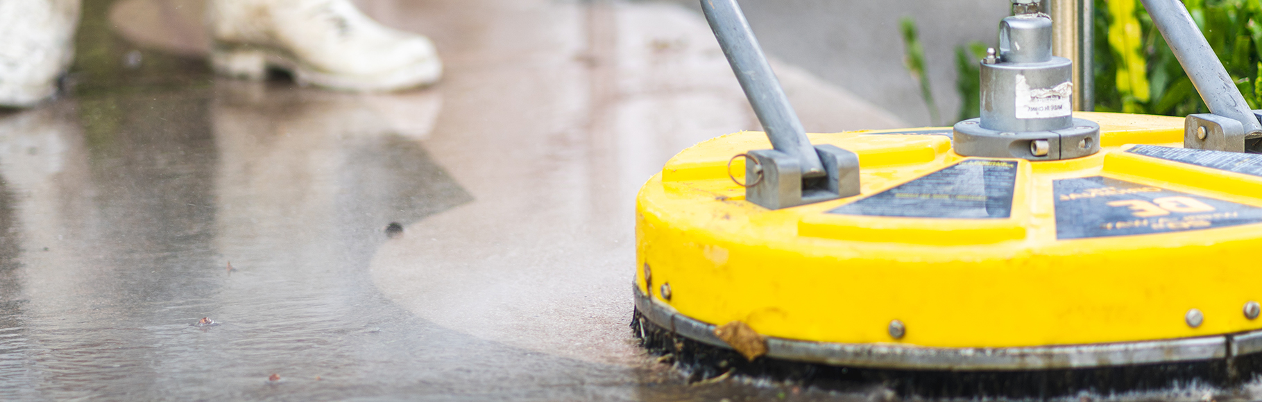 Surface & Concrete Cleaning